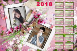 khung-anh-lich-chu-love-2018