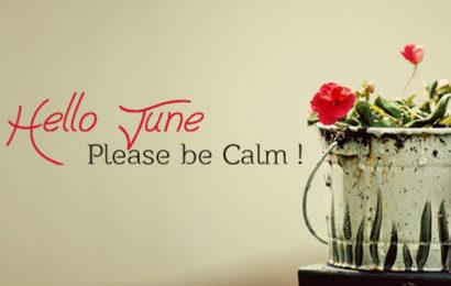 Những ảnh bìa facebook chào tháng 6 – Hello June không thể bỏ qua