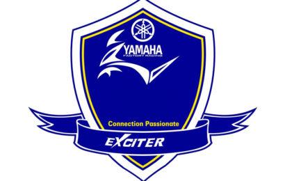 Chia sẻ file psd thiết kế logo club hội xe exciter đẹp