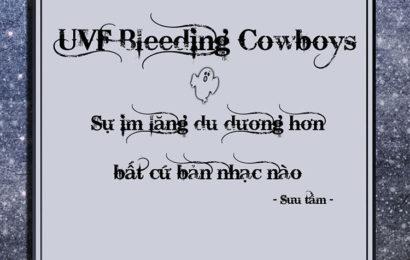 Chia sẻ font chữ uvf Bleeding Cowboys Việt Hóa đẹp
