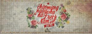 Tuyển tập ảnh bìa chúc mừng ngày phụ nữ Việt Nam 20/10 đẹp số 11