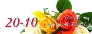 Tuyển tập ảnh bìa chúc mừng ngày phụ nữ Việt Nam 20/10 đẹp số 1