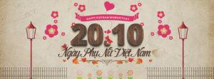 Tuyển tập ảnh bìa chúc mừng ngày phụ nữ Việt Nam 20/10 đẹp số 19