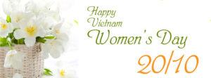 Tuyển tập ảnh bìa chúc mừng ngày phụ nữ Việt Nam 20/10 đẹp số 13