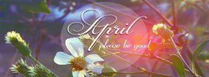 Tổng hợp ảnh bìa chào tháng 4 của ngày đầu hạ số 11