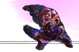 hình ảnh tướng Annie (Đứa Trẻ Bóng Tối) trong game liên minh