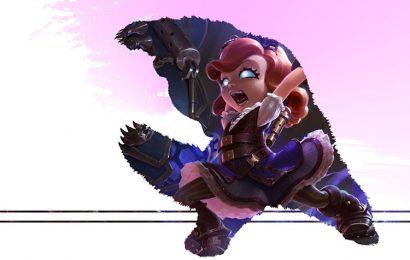 Top 30 hình ảnh tướng Annie (Đứa Trẻ Bóng Tối) trong game liên minh