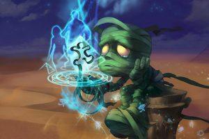 tướng Amumu (Xác Ướp U Sầu) trong game liên minh