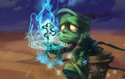 Top 30 hình ảnh tướng Amumu (Xác Ướp U Sầu) trong game liên minh