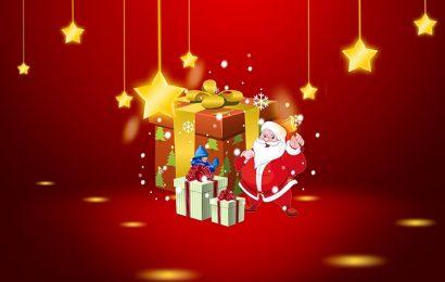 Top hình ảnh và hình nền ông già Noel mừng giáng sinh đẹp lung linh