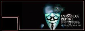 psd thiết kế cover facebook Hacker (Anonymous) số 10