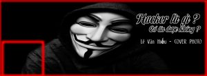 psd thiết kế cover facebook Hacker (Anonymous) số 6