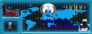 psd thiết kế cover facebook Hacker (Anonymous) số 7