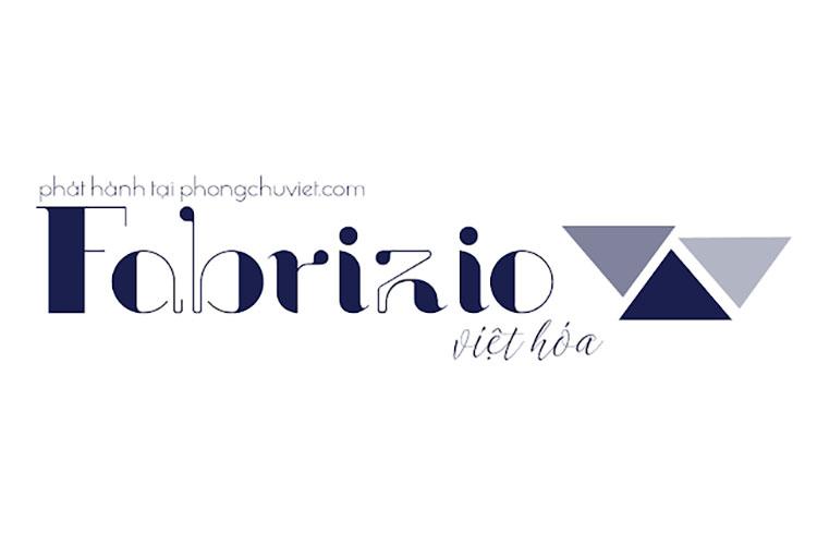Chia sẻ font chữ Magazine Serif FS Fabrizio Việt hóa độc đáo