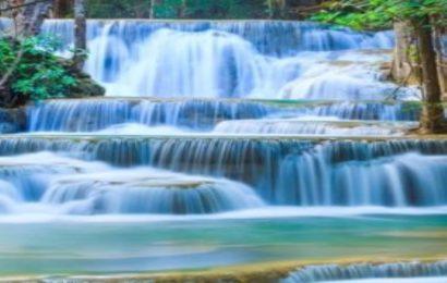 30 hình nền phong cảnh thác nước đẹp cho điện thoại Samsung Galaxy Note 10+