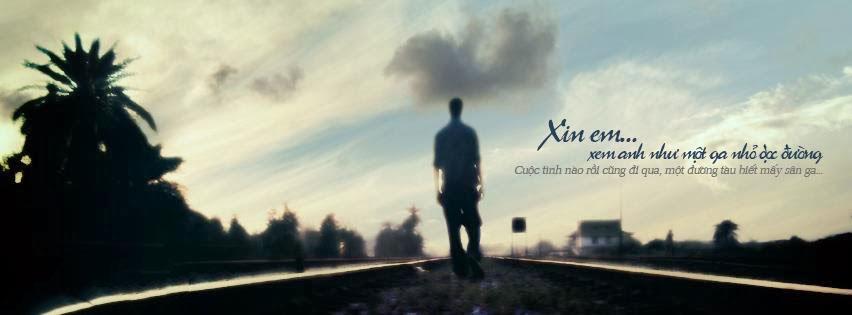 Tuyển tập ảnh bìa facebook buồn và cô đơn trong đêm tối số 13