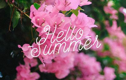 Tuyển tập ảnh bìa facebook chào hè – Hello Summer độc đáo