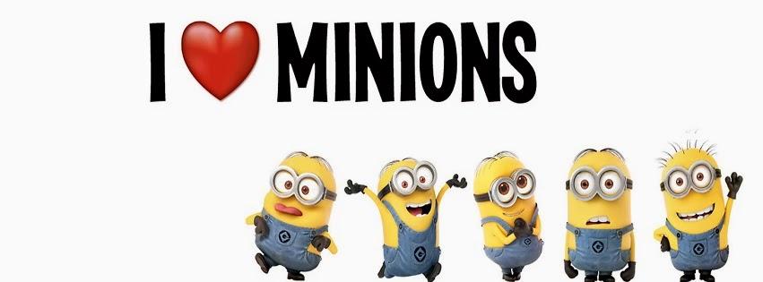 Tuyển tập ảnh bìa facebook Minions dễ thương số 19