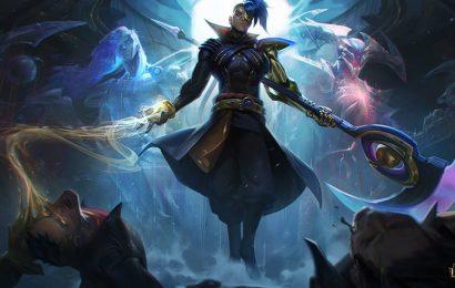 Share hình ảnh tướng Kayn – Tử thần bóng tối của trong game LOL