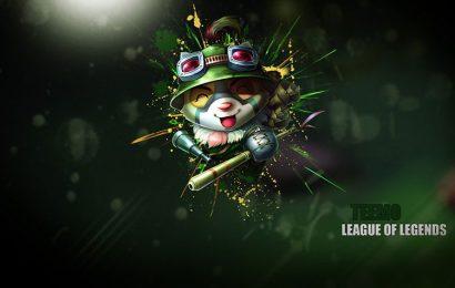 Share hình ảnh tướng TeeMo – Trinh Sát Nhanh Nhẹn của trong game LOL