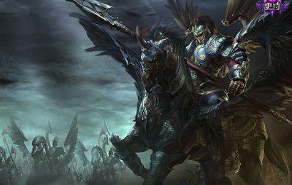 Tuyển tập hình nền tướng Xin Zhao (Tể Tướng Demacia) trong game LOL