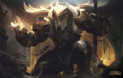 Share hình ảnh tướng Yorick – Kẻ Dẫn Dắt Linh Hồn của trong game LOL